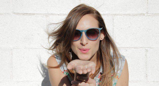 """Conchita publica el vídeo de la canción """"Un beso Redondo"""""""