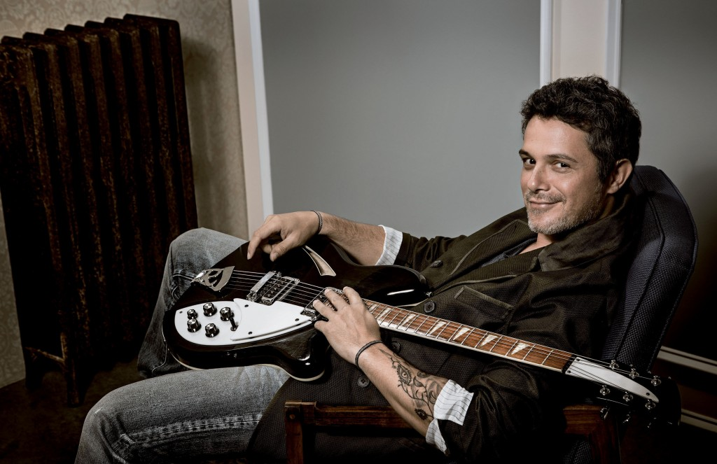 Alejandro Sanz to Receive Honorary Doctor of Music degree from Berklee College of Music. (PRNewsFoto/ALEJANDRO SANZ)