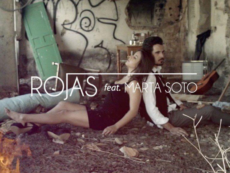 """Rojas y Marta Soto presentan el single """"Dos idiotas"""""""