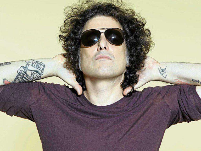 "Andrés Calamaro presenta su nuevo trabajo ""Romaphonic Sessions"""
