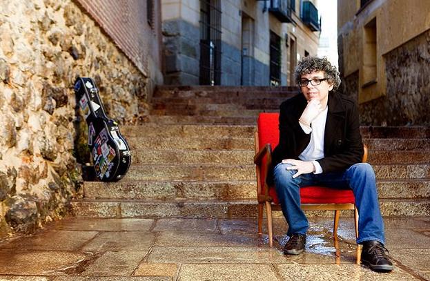 Pedro Guerra honra a Joaquín Sabina en su último disco