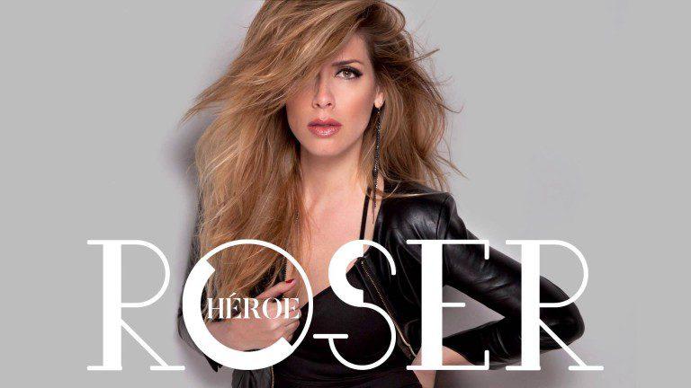 """Roser regresa a la escena musical con """"Héroe"""""""
