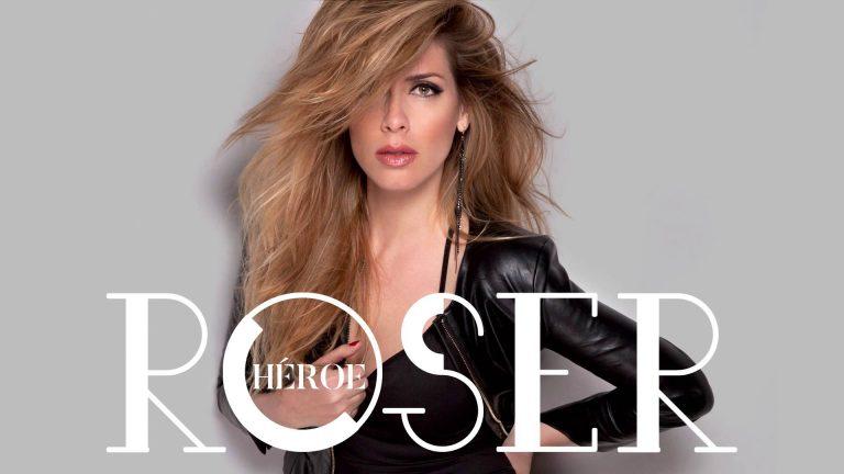 """""""Héroe"""", el regreso a la escena musical de Roser"""