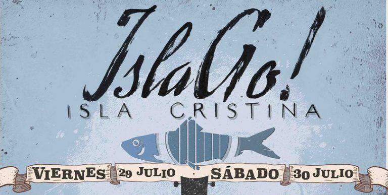 Nace el IslaGo Festival en Isla Cristina (Huelva)