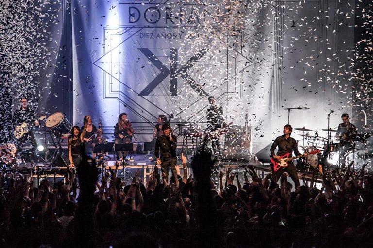 """Dorian celebra """"Diez años y Un Día"""" en el Arenal Sound"""