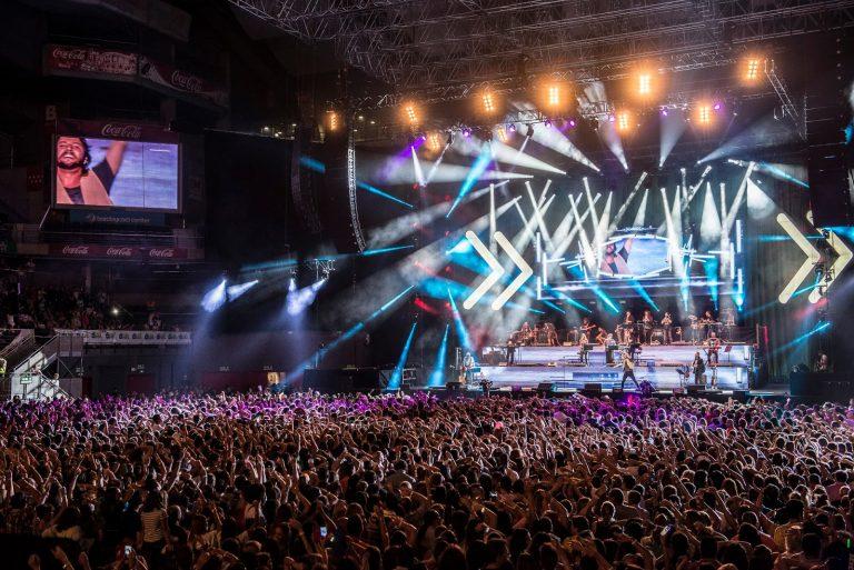 TVE juntará a los concursantes de OT1 para un concierto