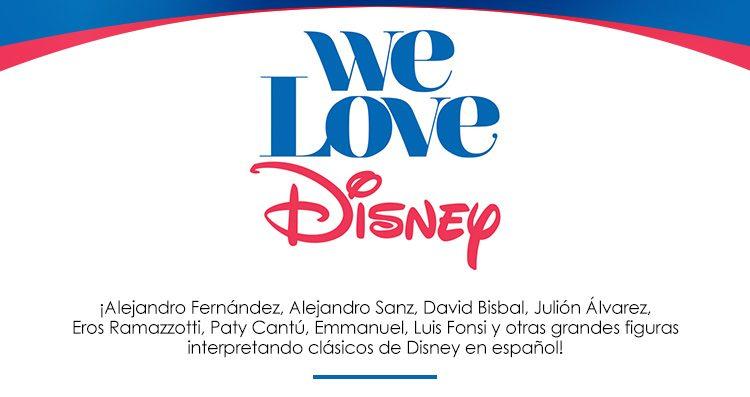 20 grandes artistas rinden homenaje a los clásicos de Disney