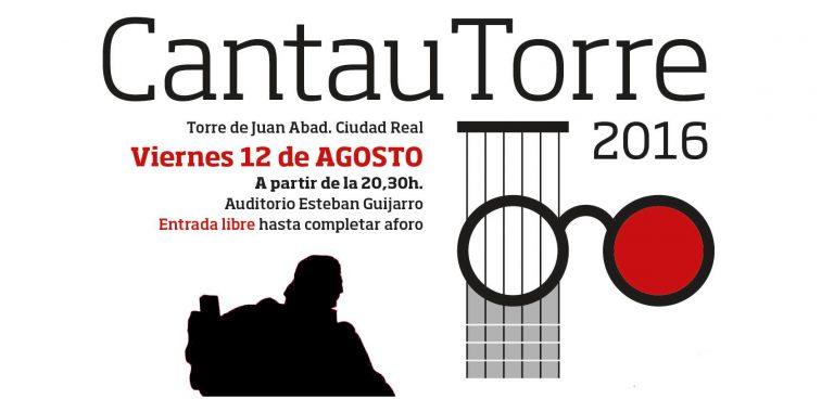 El festival Cantautorre de Ciudad Real anuncia su 4ª edición