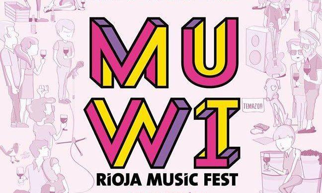 MUWI Rioja Fest, el festival que aúna música y enología