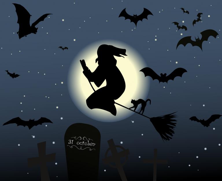Celebra Halloween con nuestra playlist de canciones de miedo