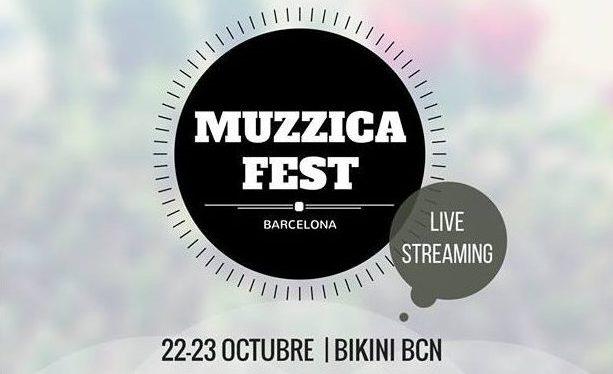 Muzzicafest se muda a la sala Bikini de Barcelona