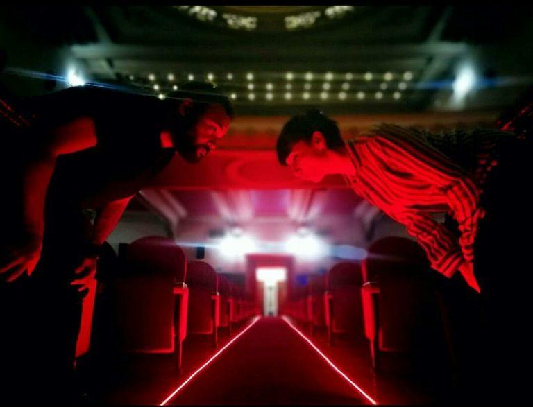 NajwaJean llena de luces el Teatro Carrión de Valladolid