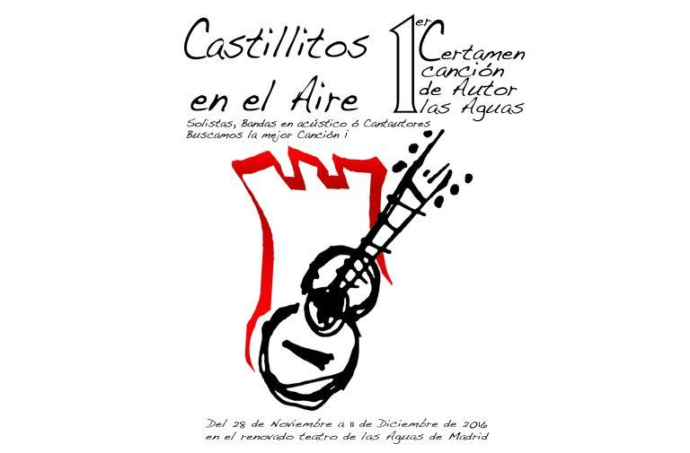 Primer certamen de cantautores Castillitos en el Aire