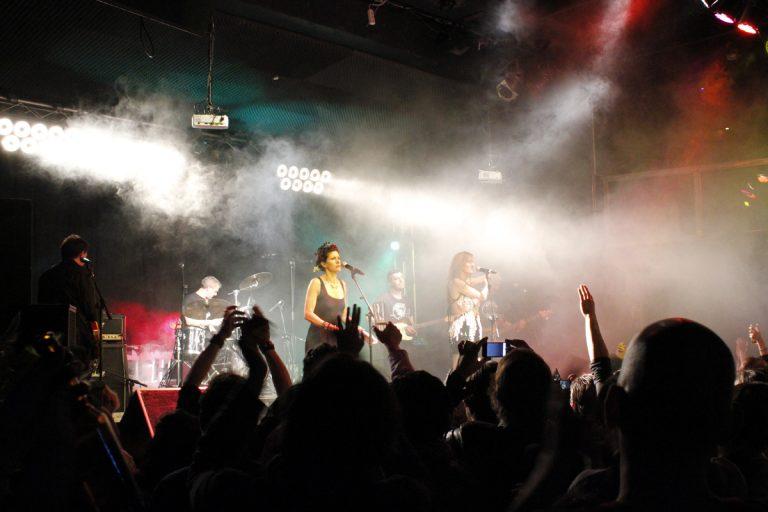 Aerolíneas Federales edita su primer álbum en directo