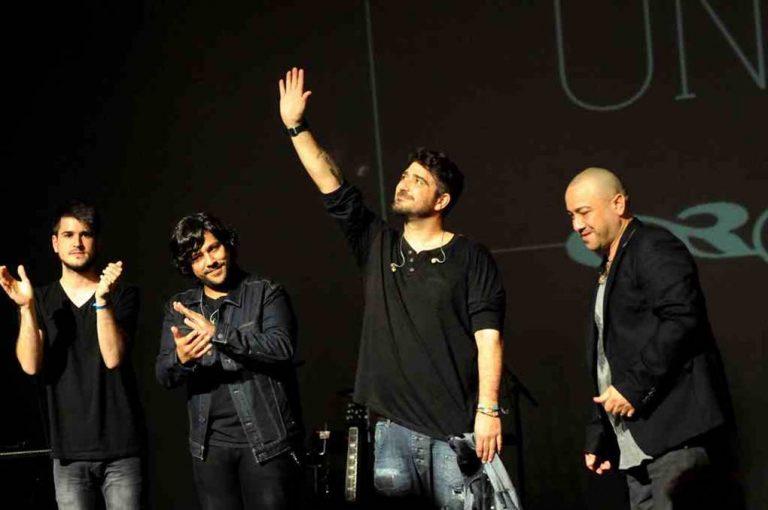 Muere a los 43 años Xavi Pérez, productor musical de Antonio Orozco