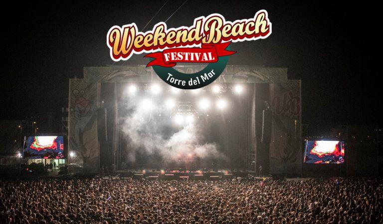 Primeros nombres para el Weekend Beach Festival 2017