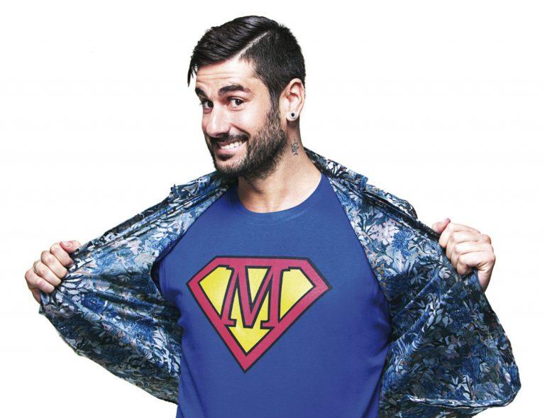 """""""Soy Tu Superhéroe"""", el nuevo adelanto de Melendi"""
