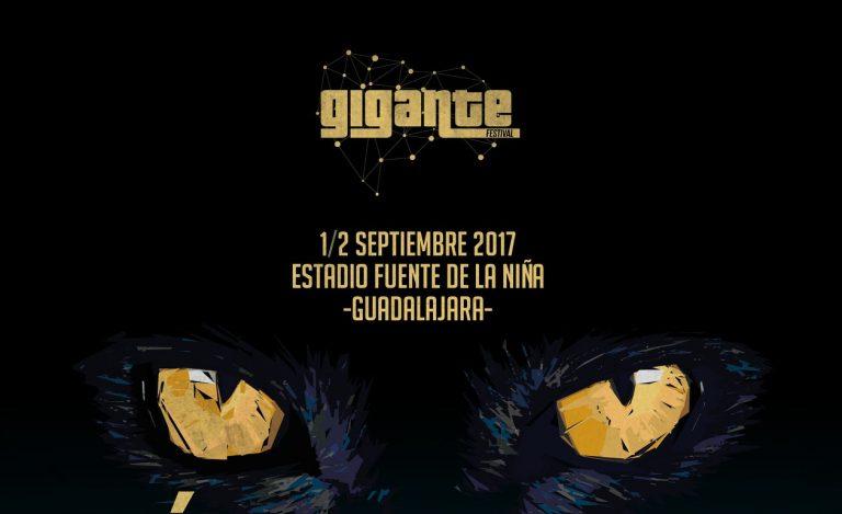 Primeras cinco confirmaciones para el Festival Gigante 2017