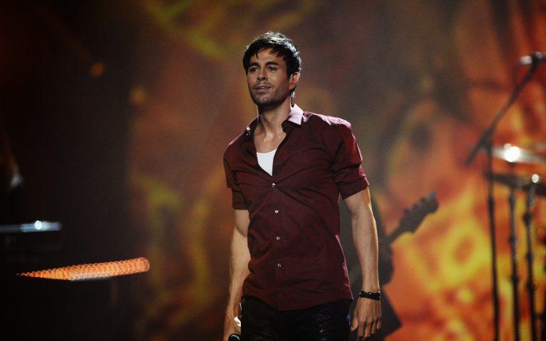 Enrique Iglesias dará un único concierto en España en 2017