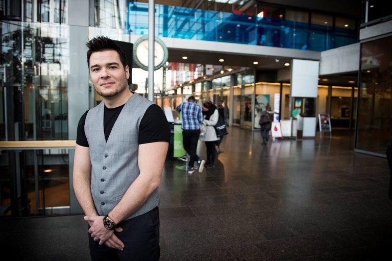 Dani Sanz, de OT a finalista para representar a Finlandia en Eurovisión