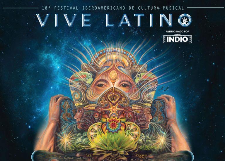Vive Latino 2017 anuncia su cartel definitivo