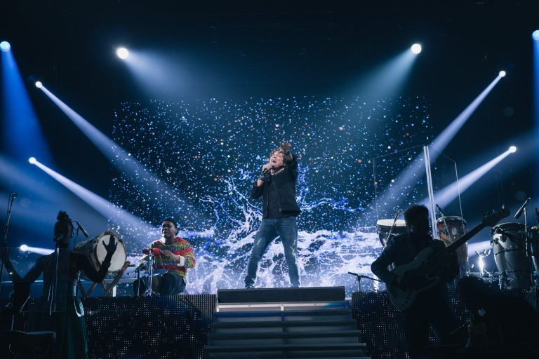 Carlos Vives presenta su nuevo CD+DVD grabado en directo