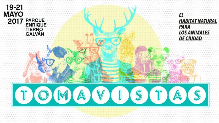 Festival Tomavistas 2017 confirma sus primeros nombres