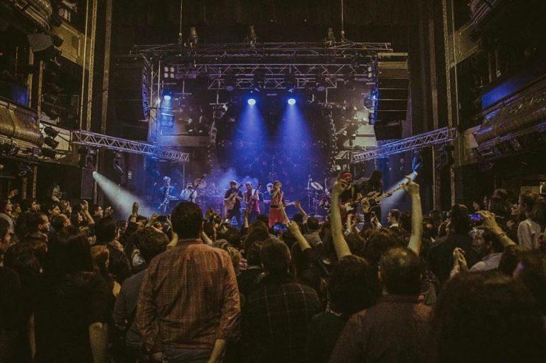 """La sala Joy Eslava se rinde ante el """"Nuevo Ciclo"""" de Chambao"""
