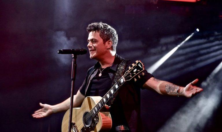 """""""Más es Más"""", el concierto más especial de Alejandro Sanz"""