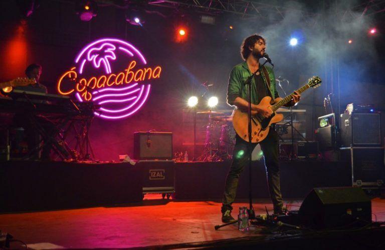 """Izal y el último baile de """"Copacabana"""""""