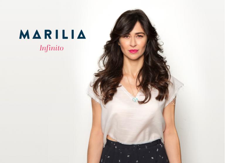 """""""Infinito"""", el homenaje de Marilia a 20 años de canciones"""