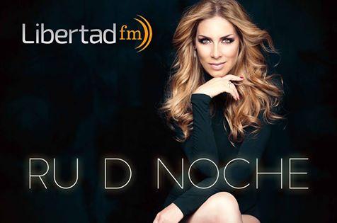 """""""Ru D Noche"""", el nuevo programa de radio de Roser"""