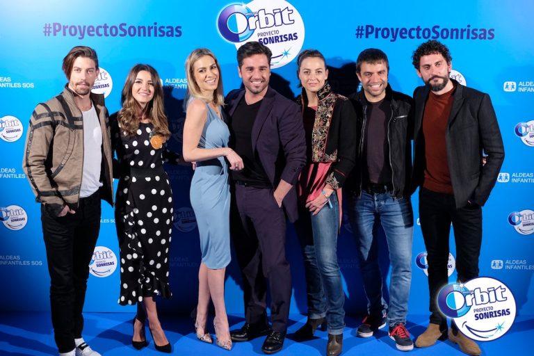 """Siete artistas españoles ponen voz a """"Tu Sonrisa"""""""