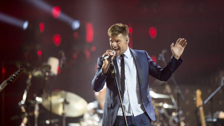 Cambios de fechas en la gira española de Ricky Martin