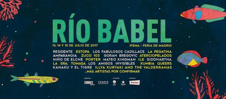 IFEMA – Feria de Madrid acogerá el Festival Río Babel
