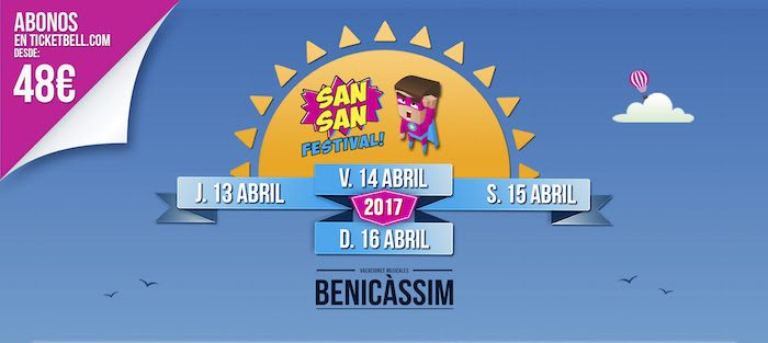 SanSan Festival, la propuesta musical para Semana Santa