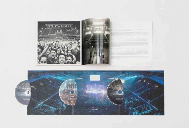"""Vetusta Morla presenta la edición deluxe y limitada de """"15151"""""""
