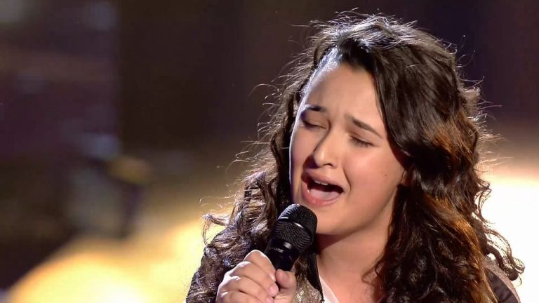 """Rocío Aguilar, del equipo de Antonio Orozco, gana """"La Voz Kids 3"""""""