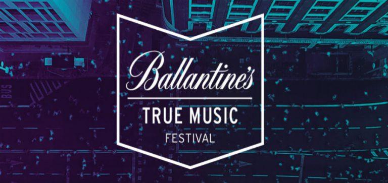 Nace el Ballantine's True Music Festival en Madrid