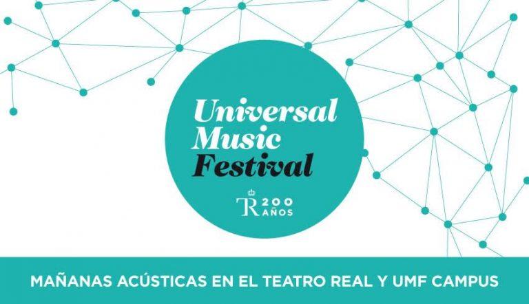 Universal Music Festival estrena su programación matinal
