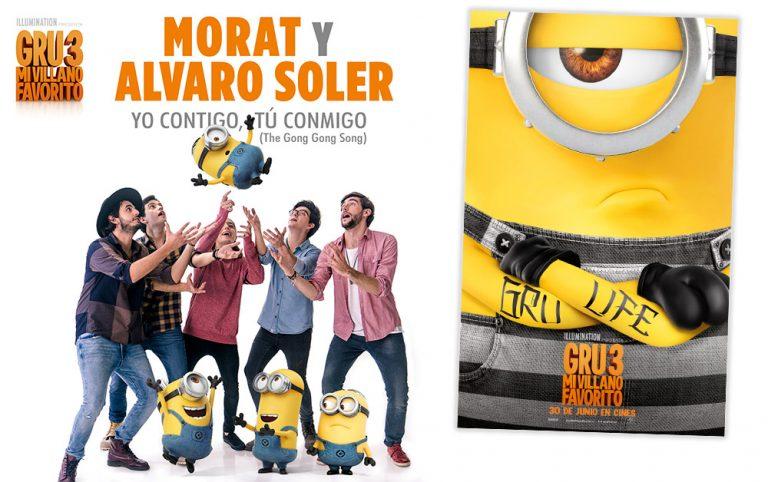 """""""Yo Contigo, Tú Conmigo"""", el éxito de Morat y Álvaro Soler"""
