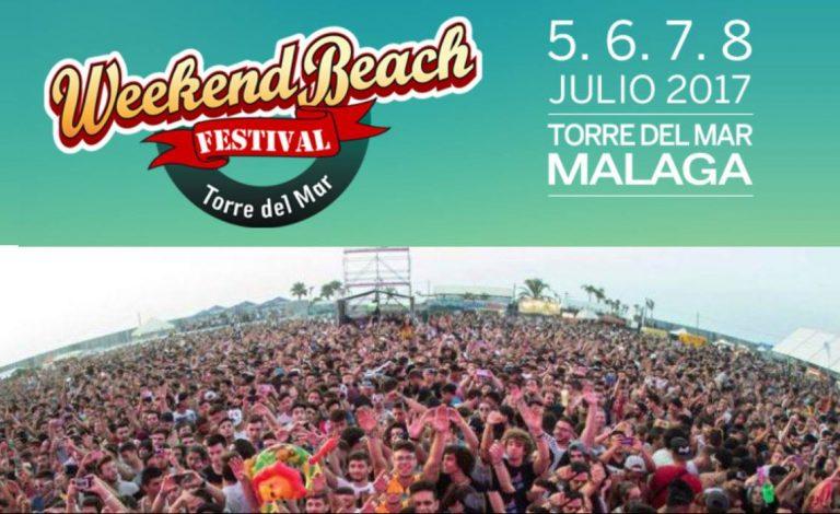 Weekend Beach 2017, el festival ecléctico por excelencia