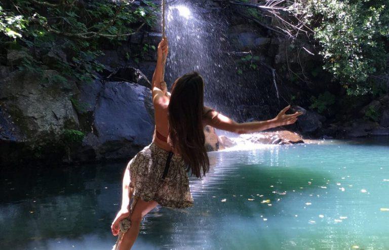 """""""Aguasanta"""", el videoclip más sensual de India Martínez"""