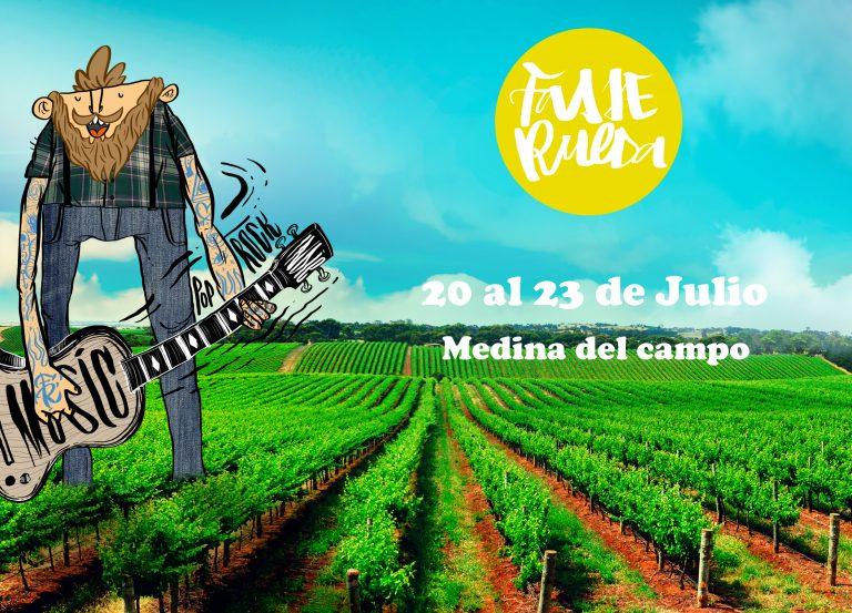 Quinta edición del festival Fasse Rueda (Medina del Campo)