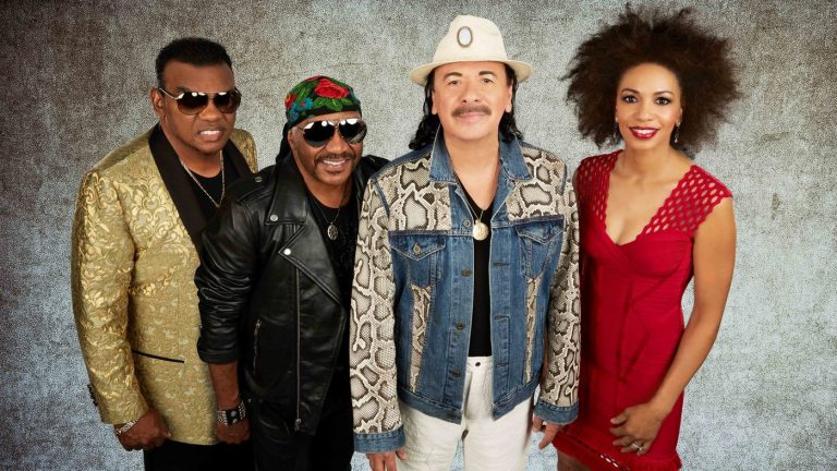 """Santana se une a The Isley Brothers en """"Power of Peace"""""""