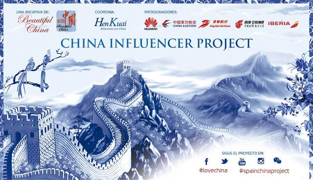 China Influencer Project: artistas españoles rumbo a China