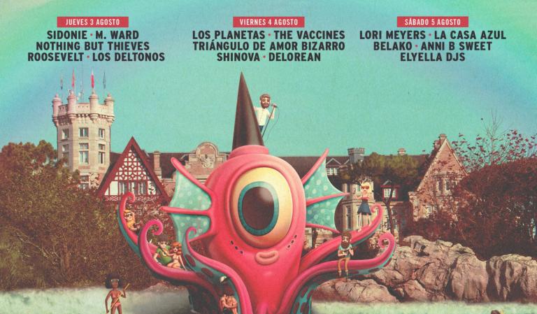 Santander Music,tres días de actuaciones en un entorno privilegiado