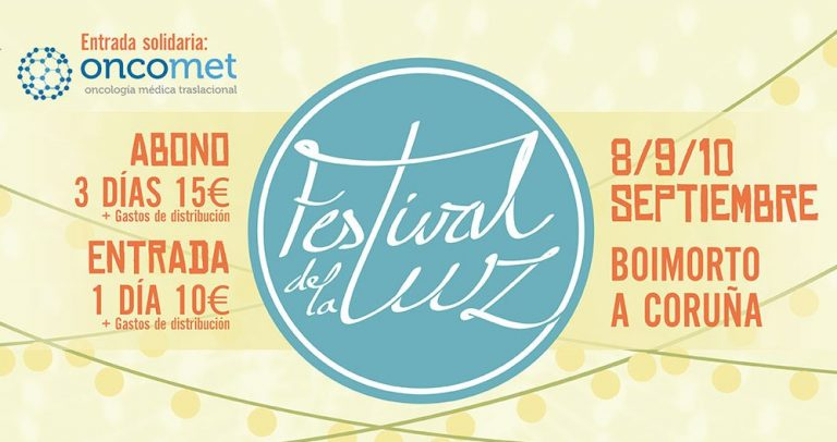 Festival De La Luz, la iniciativa más solidaria de Luz Casal