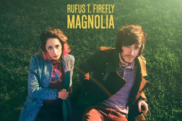 """""""Magnolia"""", el nuevo videoclip animado deRufus T. Firefly"""