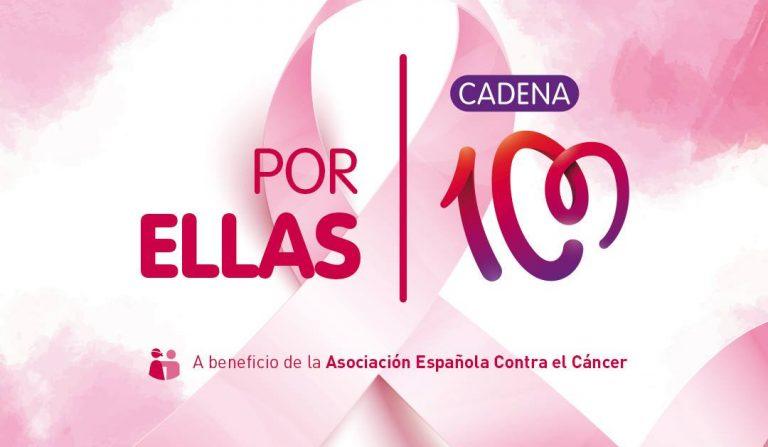 """""""Vivir"""", himno del concierto solidario CADENA 100 """"Por Ellas"""""""